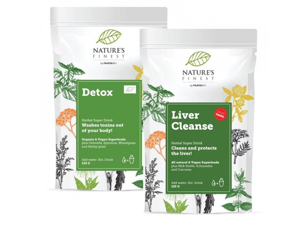 42099 total detox 250g liver cleanse 125g detox 125g