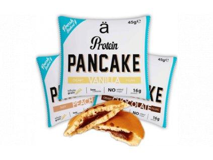 nano protein pancakes