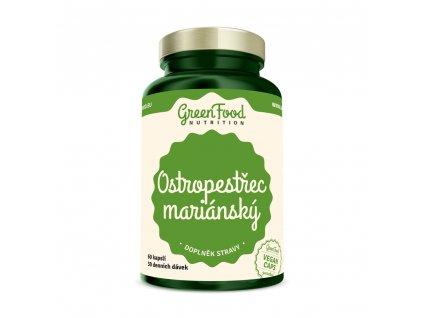 greenfood nutrition ostropestrec mariansky8