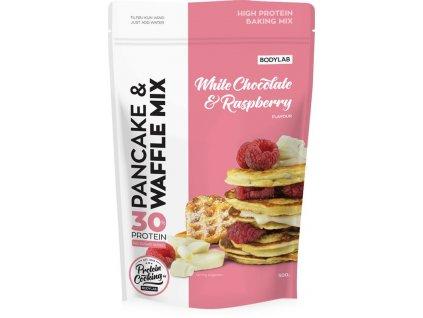 bodylab high protein pancake wafle mix 11