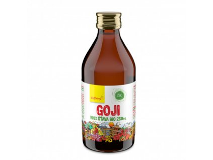 goji stava wolfberry bio 250 ml