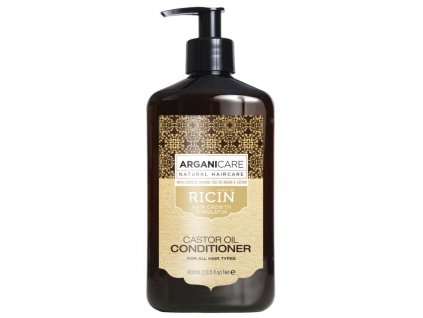 Arganicare Castor Oil Restoring ultra nourishing Conditioner