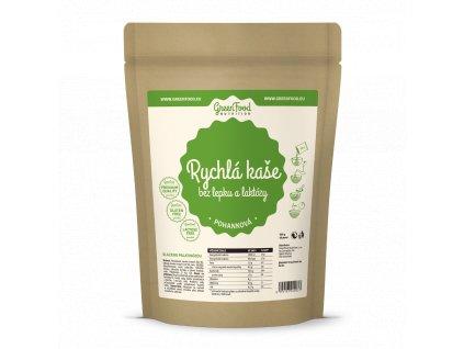 greenfood nutrition rychla kase bez lepku a laktozy pohankova