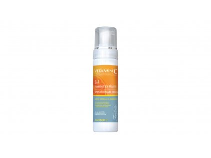 ARGANICARE VITAMINE C 2IN1 FOAMING FACE CLEANER 225 ML