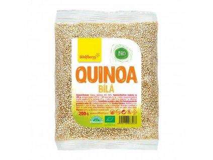 quinoa bila wolfberry bio 200 g