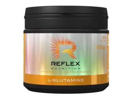 reflex l glutamine 250g
