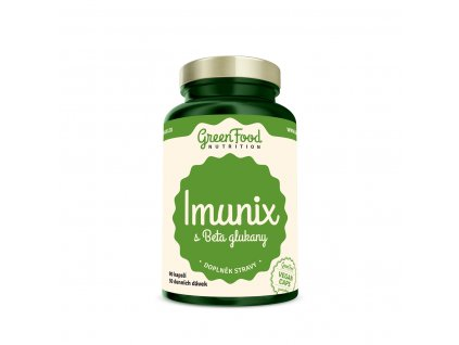 greenfood nutrition imunix