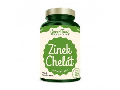greenfood nutrition zinek chelat6