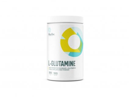 11276 l glutamine500g myotec