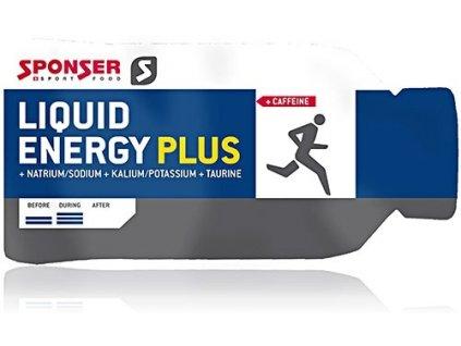 energeticheskij gel sponser liquid energy plus carbohydrate s kofeinom 1
