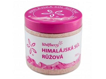himalajska sul ruzova wolfberry 700 g