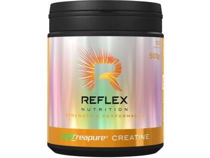 reflex nutrition creapure creatine monohydrate 2