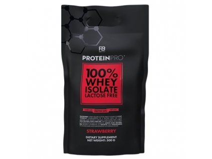 fcb proteinpro 100 whey isolate 500g