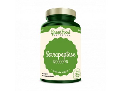 greenfood nutrition serrapeptase7