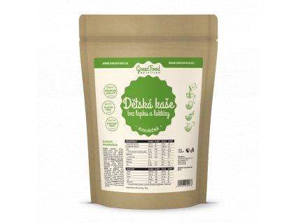 greenfood nutrition detska kase bez lepku a laktozy kukuricna