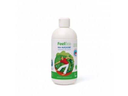 prostredek na nadobi vhodny k myti ovoce a zeleniny feel eco 500 ml