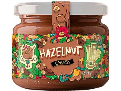 lískooříškový s čokoládou 300 g