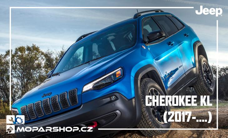 Jeep Cherokee KL Příslušenství