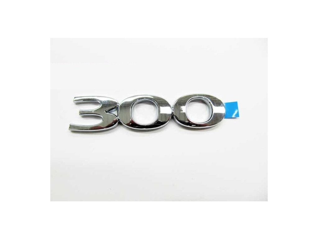 Nápis 300 LX
