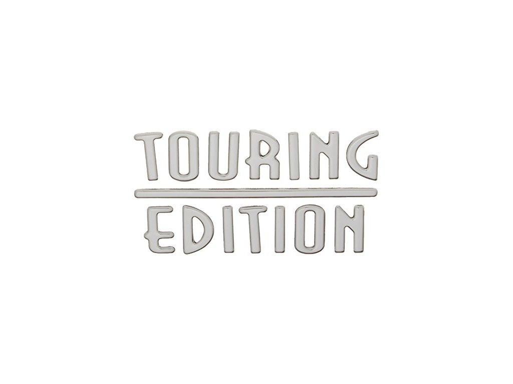 Nápis TOURING EDITION PT
