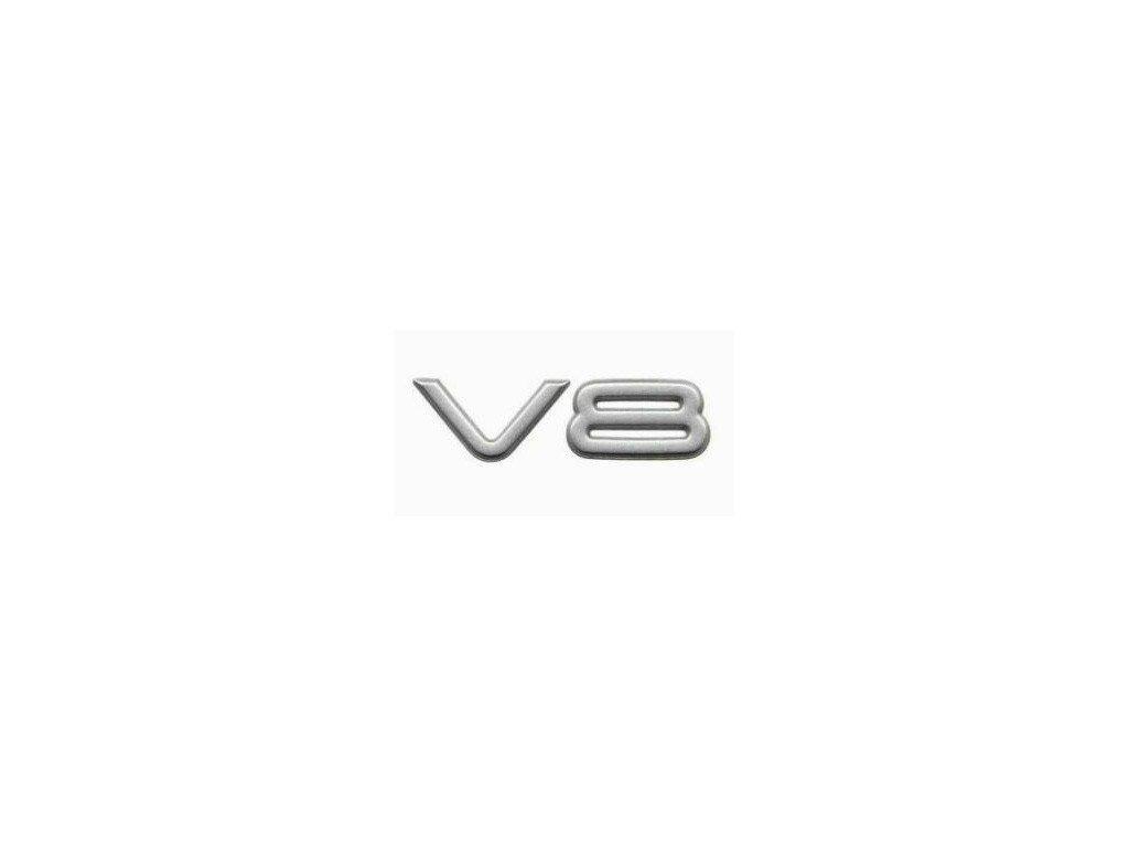 Nápis V8 ZJ