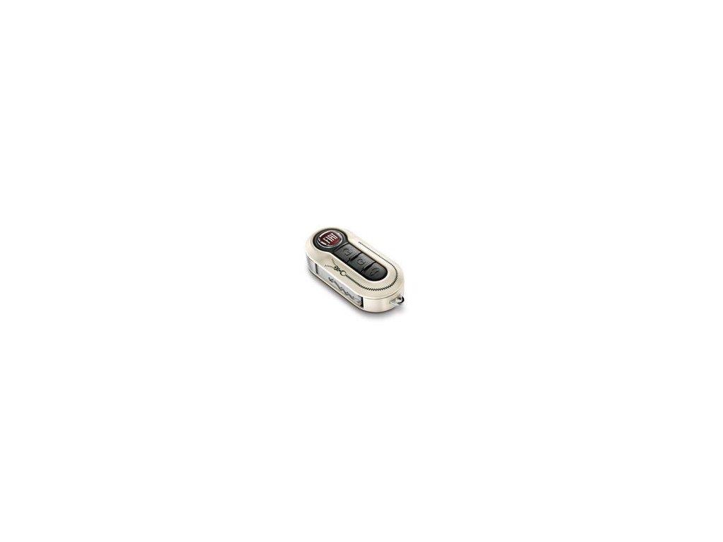 Fiat 500 Kryty na klíč ZIP