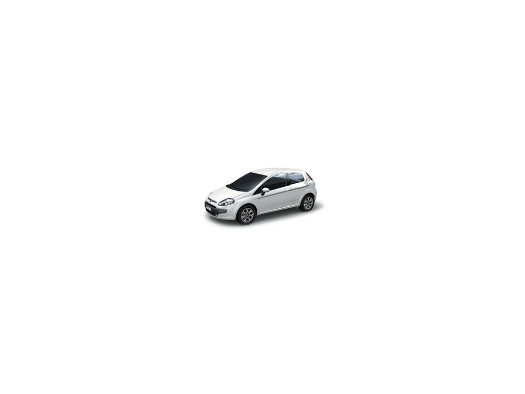 Fiat Grande Punto Nálepka TUŠ PRUHY 3 dvéř. verze