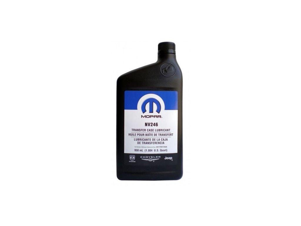 Mopar NV246 rozvodový olej (946ml)