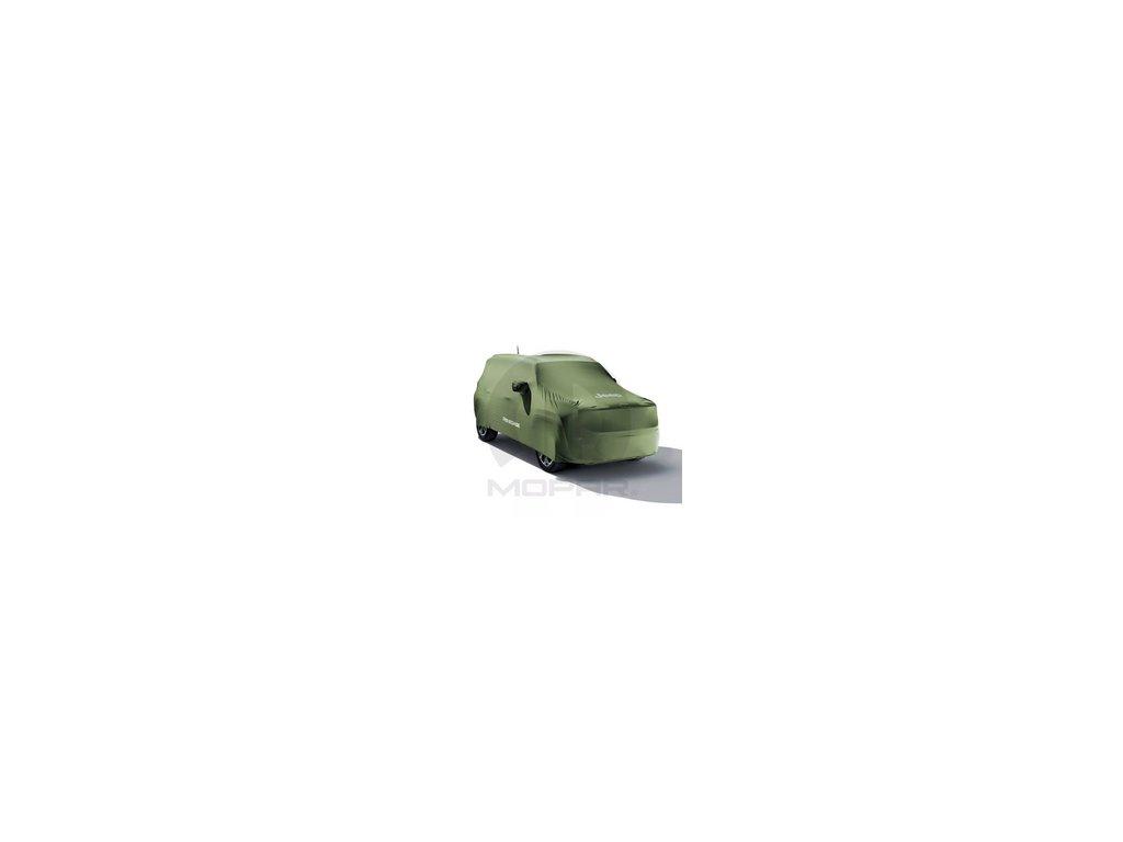Jeep Renegade Ochranná plachta vnitřní zelená