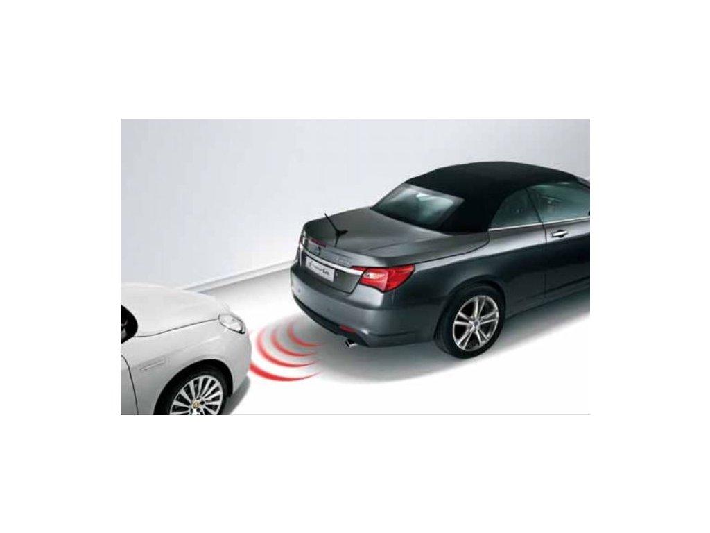 Lancia Flavia Parkovací senzory zadní