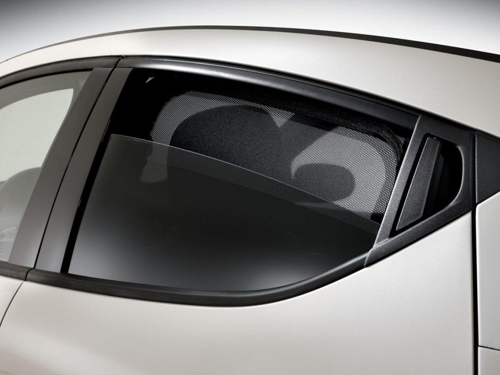 Sluneční clonky zadní Lancia Ypsilon