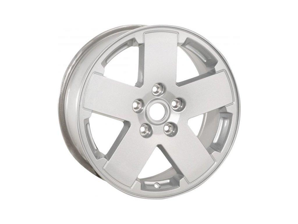 Jeep Wrangler JK Kolo 18´ Silver Metallic