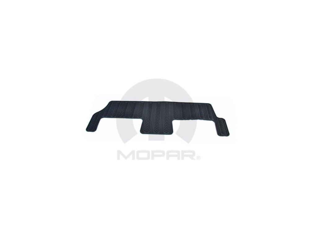 Chrysler Town & Country / Lancia Voyager Koberce gumové 3.řada black Stow 'n Go