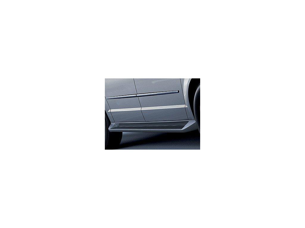 Nášlapy Bright Silver Metallic (WS2) Voyager RT