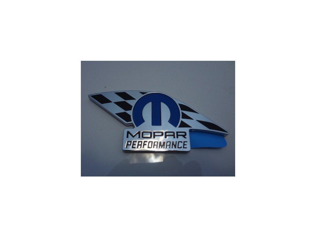 MP Mopar Performance emblém
