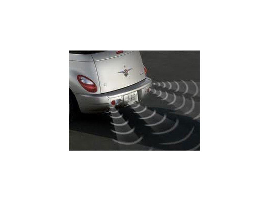 Parkovací senzory zadní