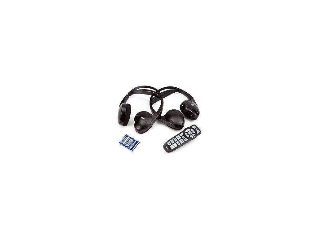 Audio kit dual channel
