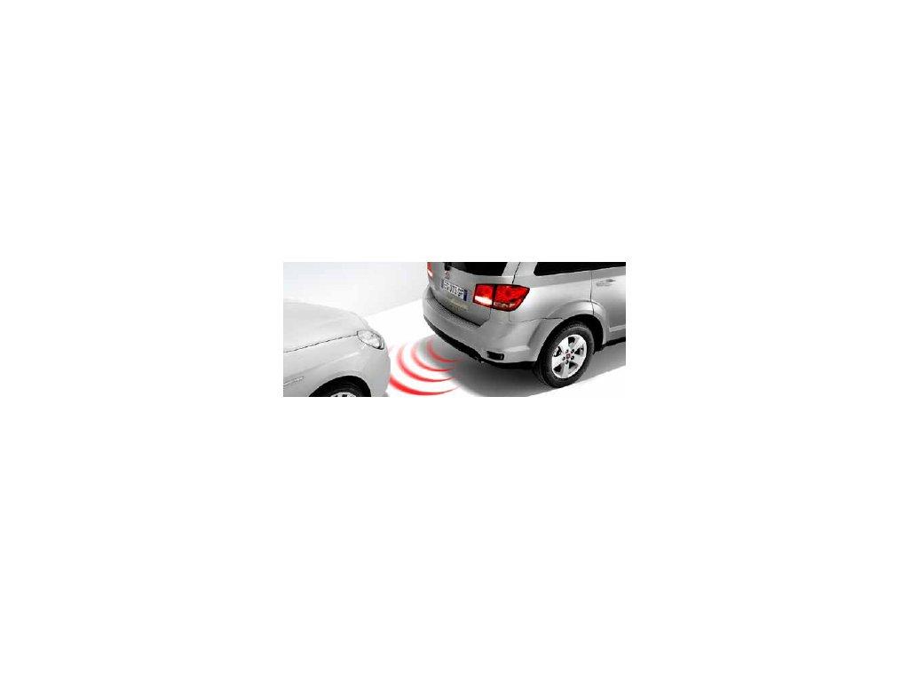 parkovací senzory přední