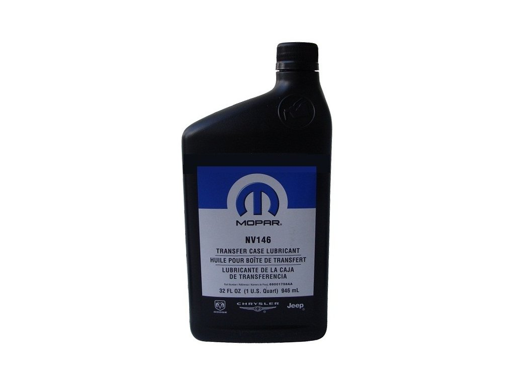Mopar NV146 rozvodový olej WH-SRT (946ml) IMF
