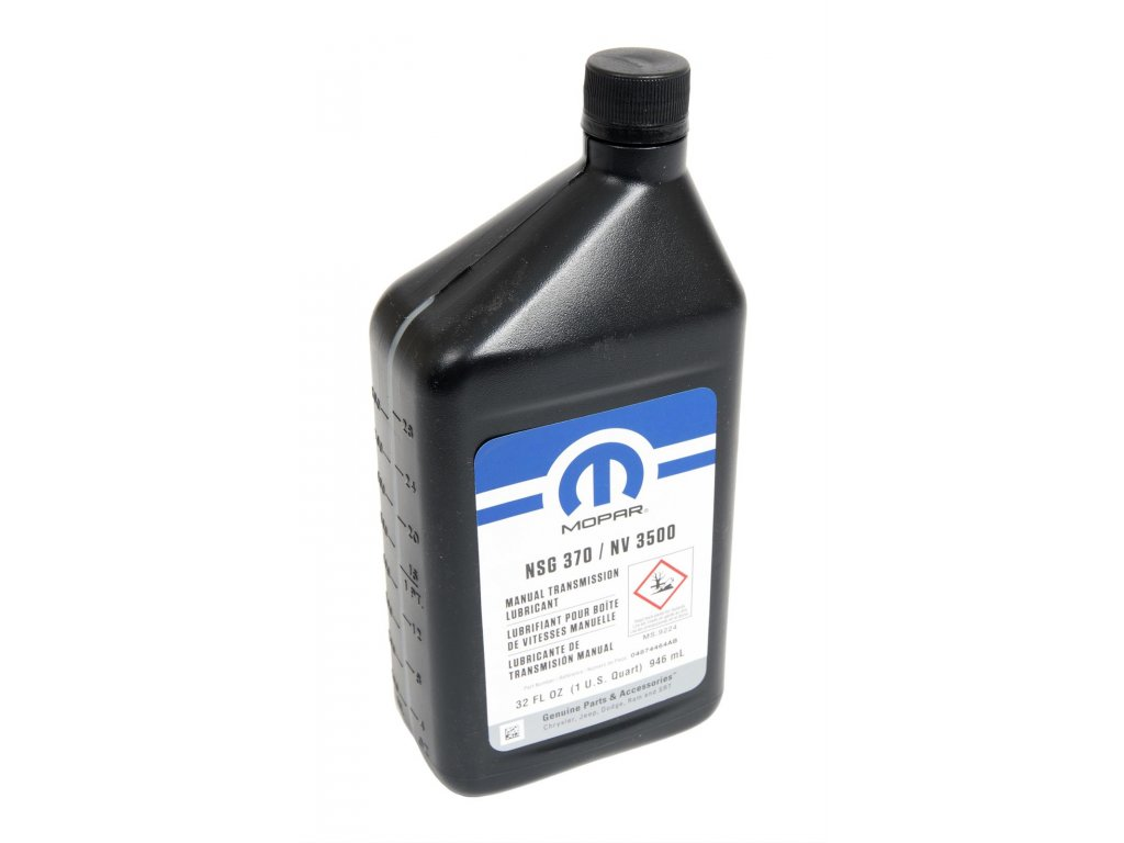 Mopar NSG370 / NV3500 převodový olej (946ml) IMF
