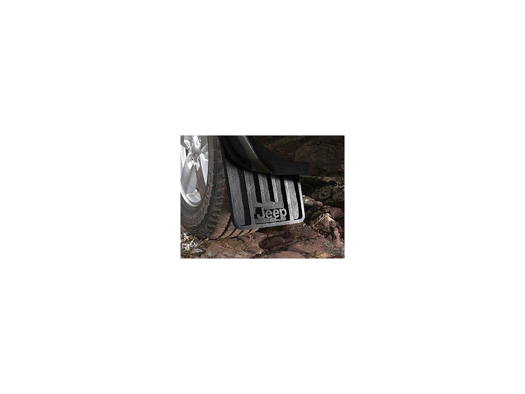 Jeep Commander zástěrky zadní zesílené