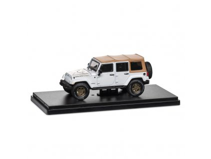 Jeep Wrangler Golden Eagle 1:43