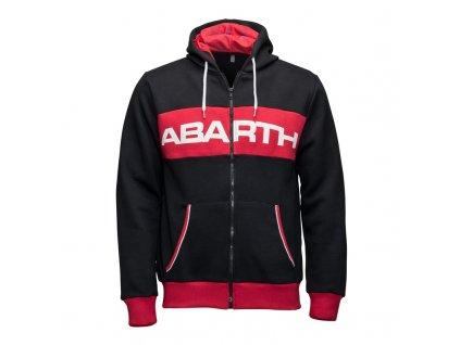 Abarth mikina s kapucí