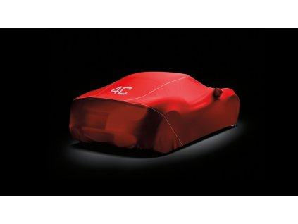 Alfa Romeo 4C Ochranná plachta vnitřní