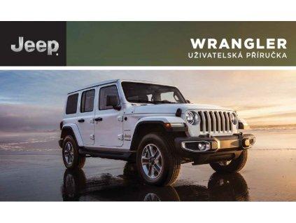 Návod k použití Jeep Wrangler JL 2018-2021