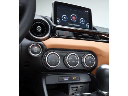 Abarth/Fiat 124 Spider SD karta pro navigaci