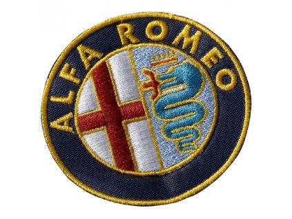 Alfa Romeo nášivka 7cm