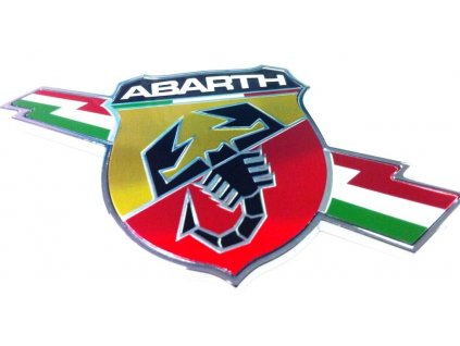 Abarth 500/Grande Punto Emblém boční