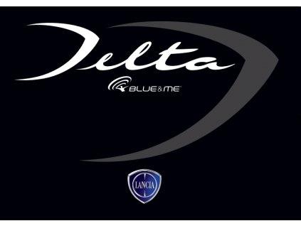 Návod k použití Lancia Nuova Delta Blue&Me 2008-2014