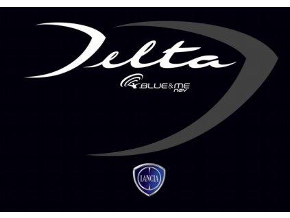 Návod k použití Lancia Nuova Delta Blue&Me Nav 2008-2014